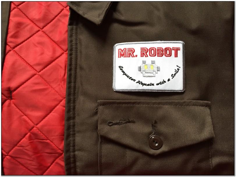 Mr Robot Jacket India
