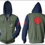 Naruto Shippuden Jacket Ebay