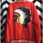 Native American Jacket Patches