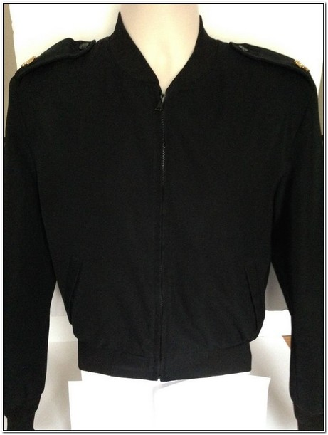 Navy Eisenhower Jacket Wear