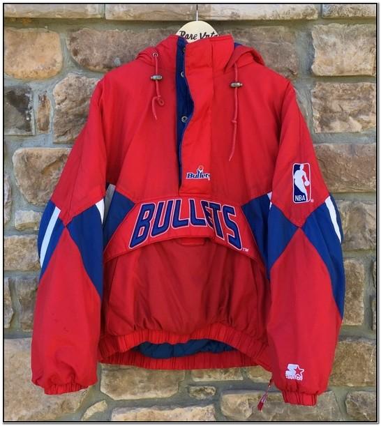 Nba Starter Jackets 90s Pullover