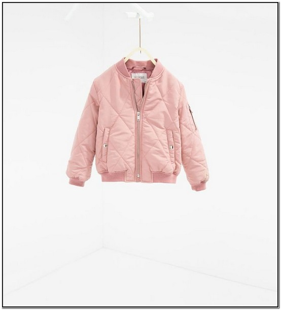 Next Baby Girl Bomber Jacket