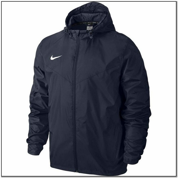 Nike Mens Rain Jacket With Hood
