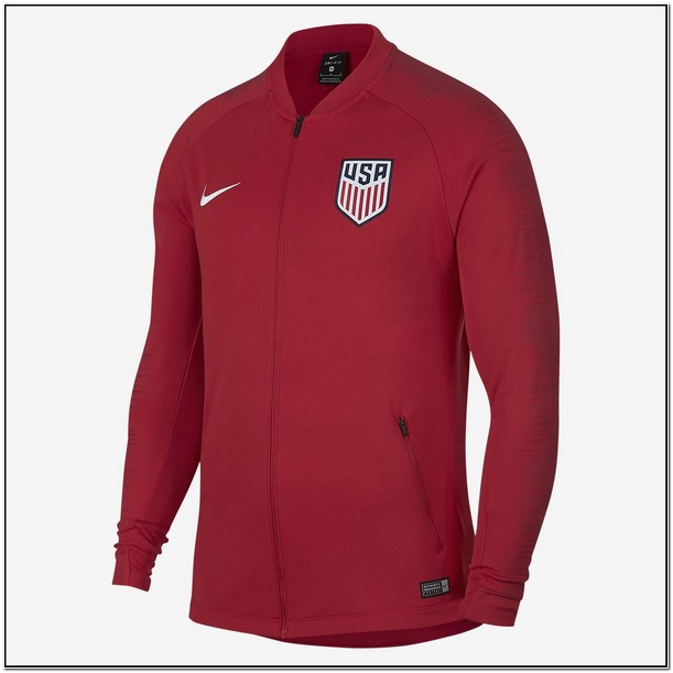 Nike Soccer Team Jackets