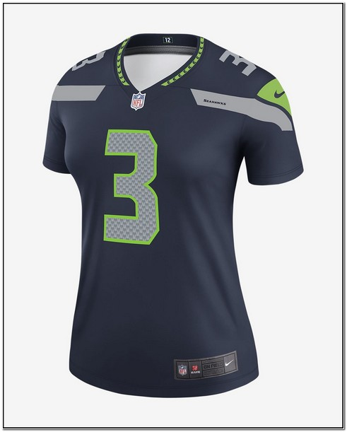 Nike Womens Seahawks Jacket