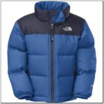 North Face Bubble Jacket