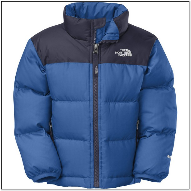 North Face Bubble Jacket Black