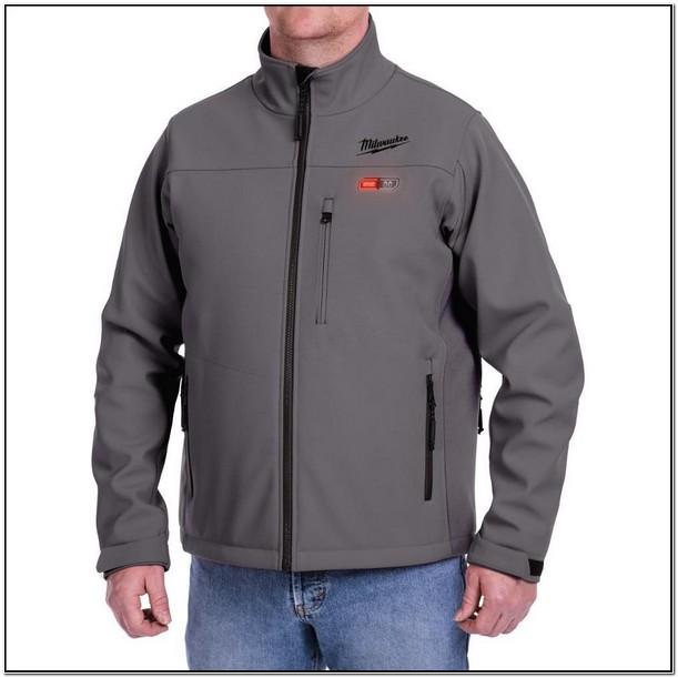 North Face Heated Jacket