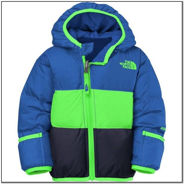 North Face Infant Boy Jacket