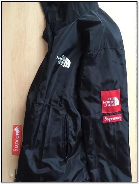 North Face Supreme Jacket For Sale