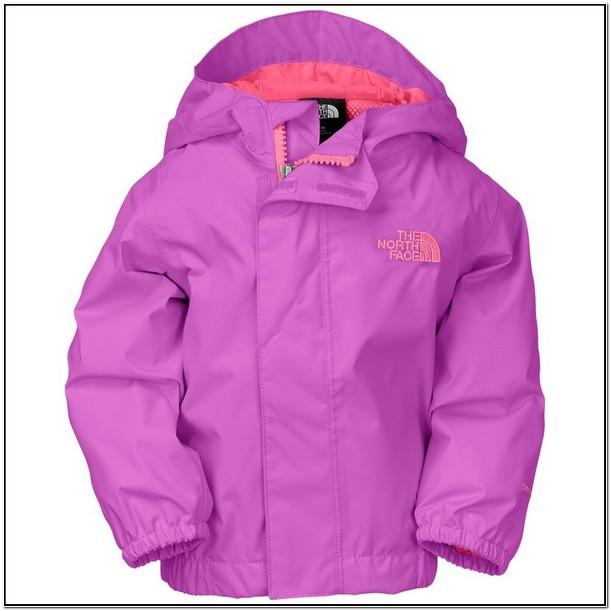 North Face Toddler Girl Rain Jacket