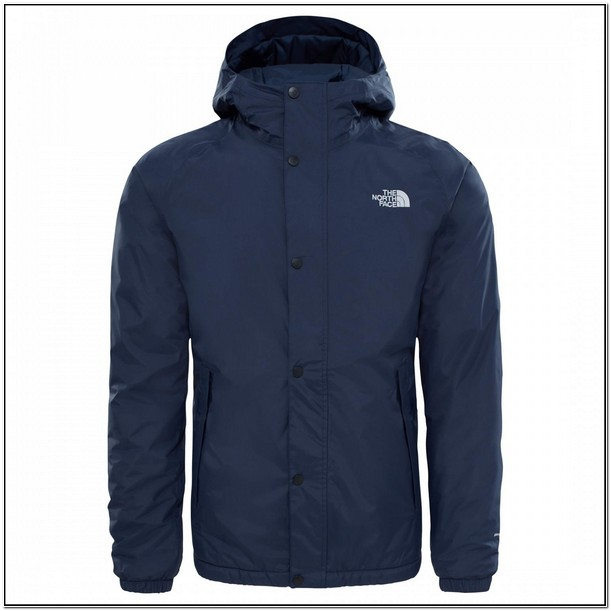 North Face Winter Jackets Mens Uk