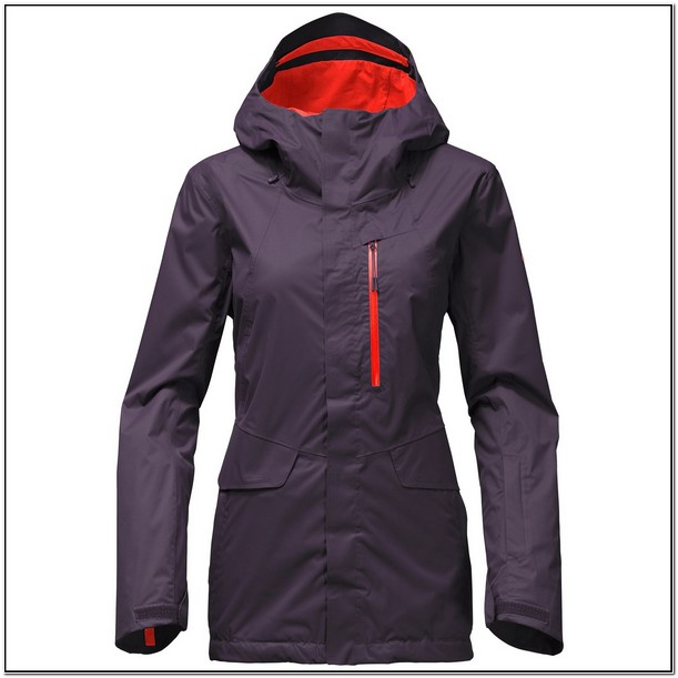 North Face Womens Long Winter Jackets