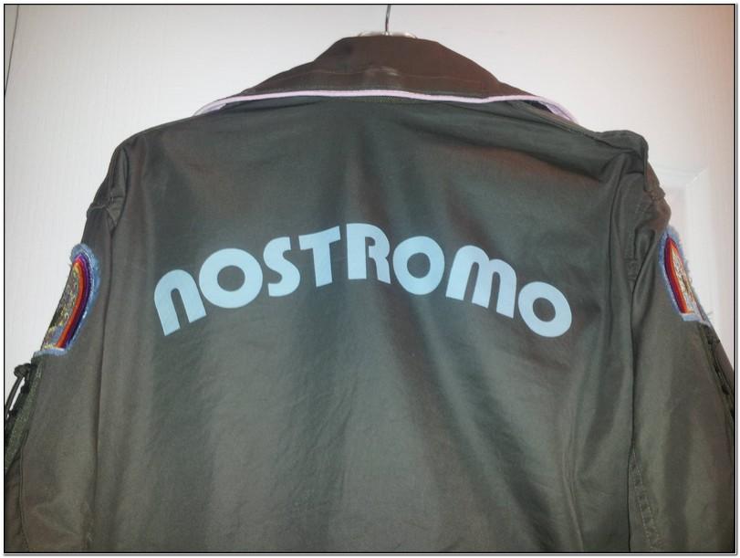 Nostromo Jacket Ebay