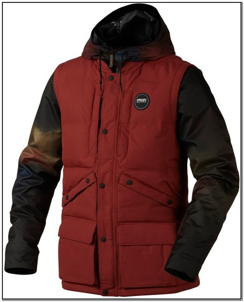 Oakley Ski Jackets Mens