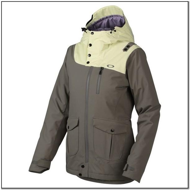 Oakley Womens Snowboarding Jackets