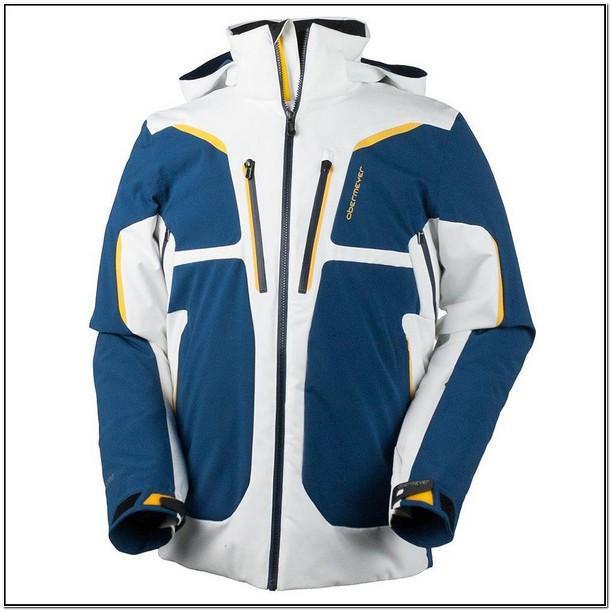 Obermeyer Spartan Mens Insulated Ski Jacket