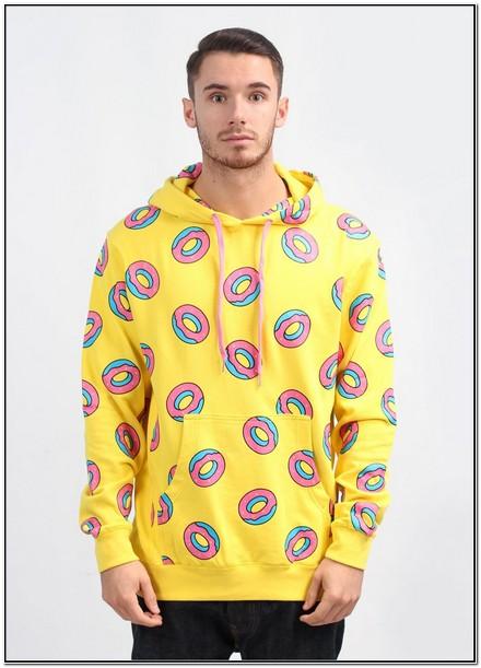 Odd Future Jacket Yellow