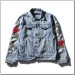 Off White Denim Jacket Mens