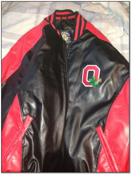 Ohio State Leather Jackets