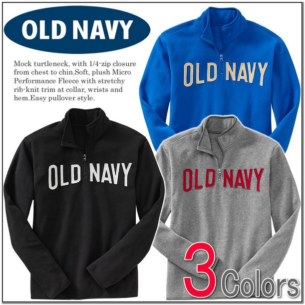Old Navy Mens Fleece Jackets