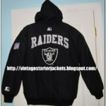 Old School Raiders Starter Jackets