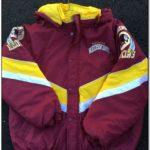 Old School Redskins Starter Jacket