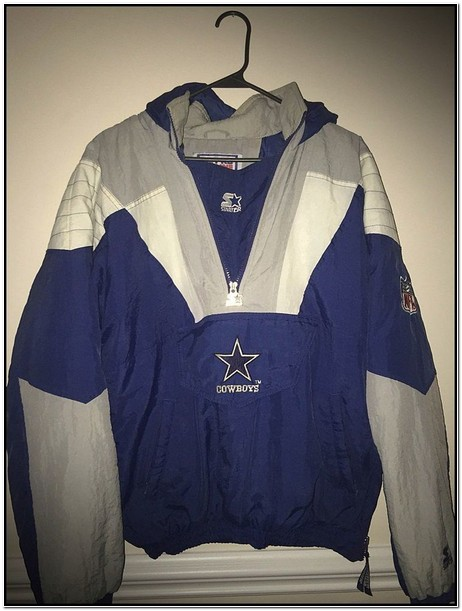 Old School Starter Pullover Jackets