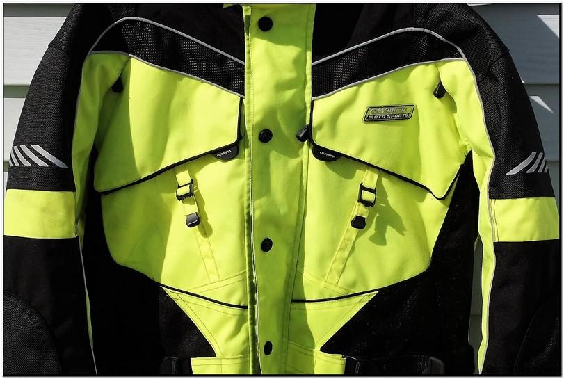 Olympia Motorcycle Jacket Washing Instructions