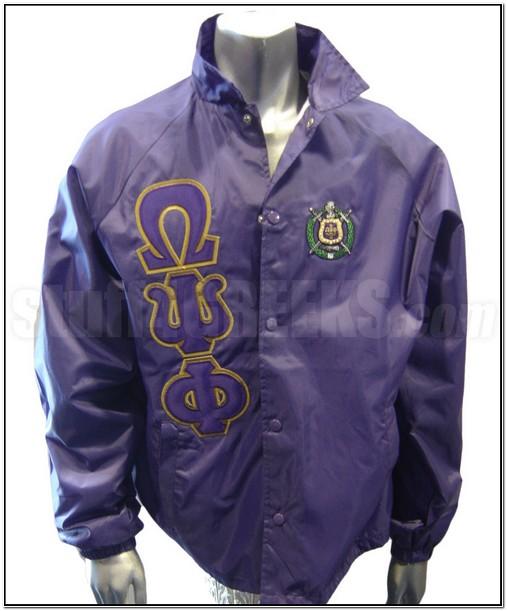 Omega Psi Phi Jackets