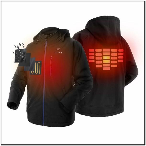 Ororo Heated Jacket Canada