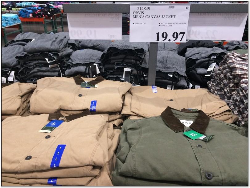 Orvis Barn Jacket Costco