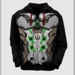 Overwatch Genji Hoodie Jacket