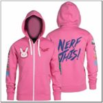 Overwatch Hooded Jacket Amazon