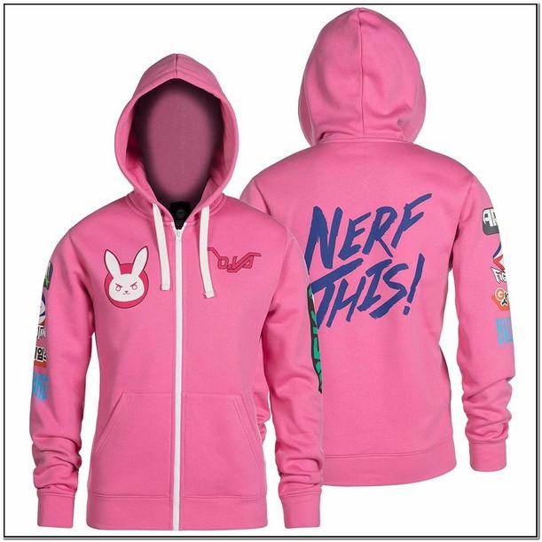 Overwatch Hooded Jacket Amazon