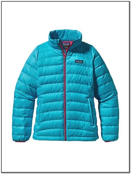 Patagonia Girls Down Sweater Jacket Sale