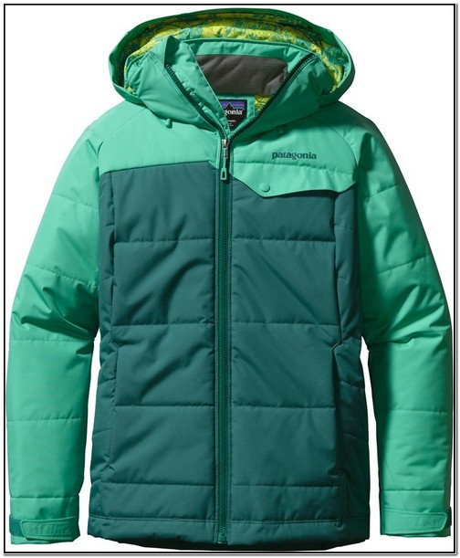 Patagonia Womens Rubicon Ski Jacket