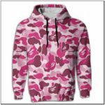 Pink Bape Jacket Amazon