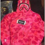 Pink Bape Jacket Ebay