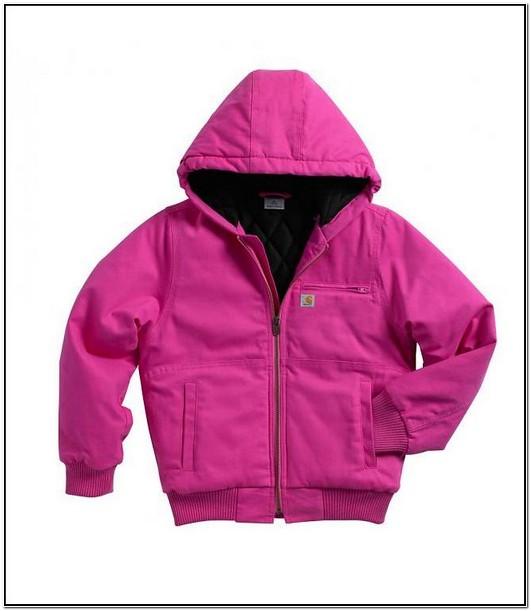 Pink Carhartt Jacket Near Me