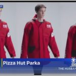 Pizza Hut Jacket Commercial