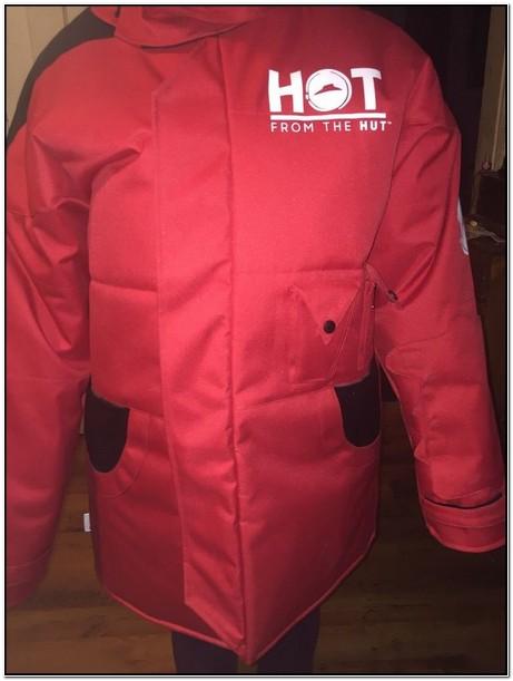 Pizza Hut Jacket Ebay