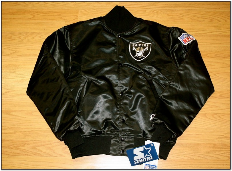 Plain Satin Starter Jackets