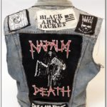 Punk Back Patches For Jackets
