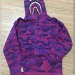 Purple Bape Jacket Price