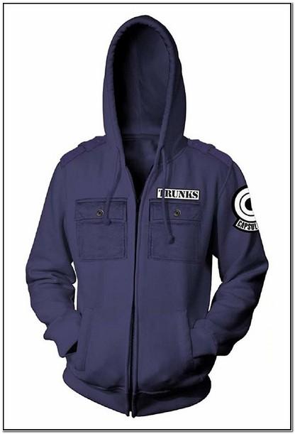Purple Capsule Corp Jacket