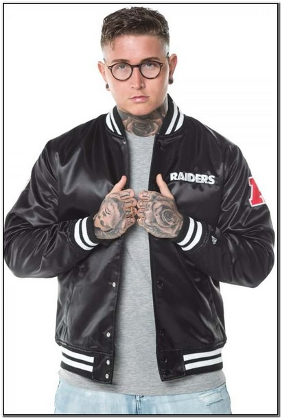 Raiders Bomber Jacket