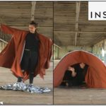 Rain Jacket That Turns Into A Tent