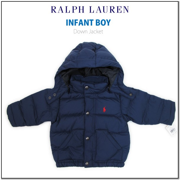 Ralph Lauren Infant Boy Jacket