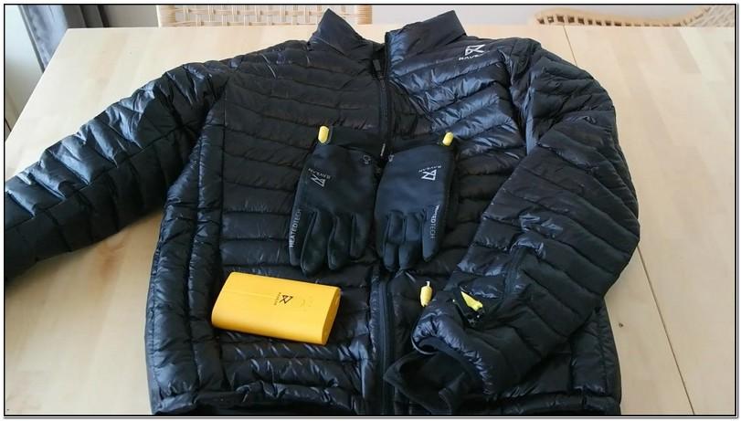 Ravean Jacket Instructions